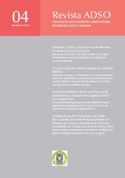 Ver Vol. 2 N.º 4 (2014)